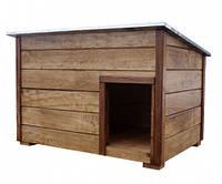 Будка для собак № 25 с утепленным полом,  Н860, 990*128
