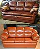 Реставрация кожаной мебели в Одессе