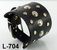 Браслет из натуральной кожи L704