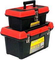 Набор ящиков инструментальних с лотком Forte 2-1316-М1