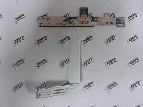 Панель с кнопками и светодиодами LS-3557P для Acer, фото 2