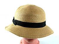 """Шляпа соломенная """"ретро"""""""