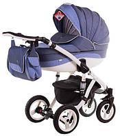 Детская коляска универсальная 2 в 1 «Aspena Len» 27W Adamex