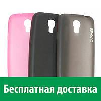 Чехол-бампер CAPDASE для Samsung Galaxy S4 mini (Самсунг с4 мини, с 4 мини, галакси с4 мини)