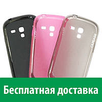 Чехол-бампер CAPDASE для Samsung Galaxy S3 mini (Самсунг с3 мини, с 3 мини, галакси с3 мини)