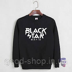 Свитшот Black Star Mafia черный