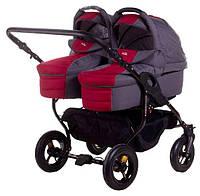 Детская коляска 2 в 1 для двойни Jumper Duo 620688 Tako