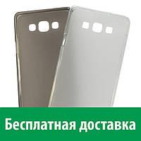 Чехол-бампер Florence для Samsung Galaxy A7/700 (полупрозрачный) (Самсунг галакси а7, галакси а 7, а700, а 700)