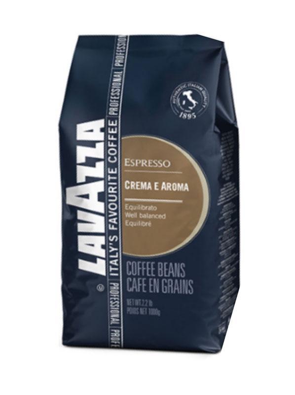 Кофе зерновой Lavazza espresso crema e aroma (Акция)