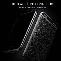 Чехол-аккумулятор для iPhone 6 6S Baseus Plaid Backpack 2500mAh, фото 1