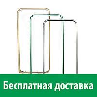 Тонкая алюминиевая рамка ROCK для iPhone 6/6s (Айфон 6, 6с, 6 с)