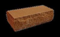 Цегла рвана тичкова скеля світло-коричнева