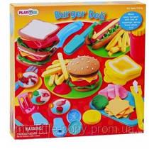 Бургерная PlayGo
