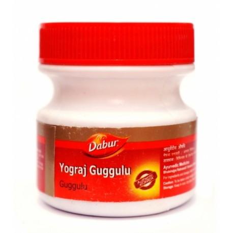 Йогараж, йогарадж, гугул — здоровье суставов, Yograj guggulu (120tab)