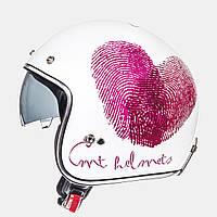 Мотошлем MT-Helmets LE MANS LOVE