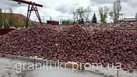 Брусчатка гранитная Токовского месторождения, фото 1