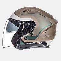 Мотошлем MT-Helmets Avenue SV Crossroad matt\winter