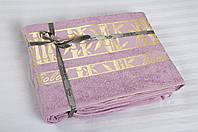 Бамбуковая махровая простынь евро 200*220 тм Cestepе