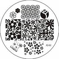 Пластина (диск) для стемпинга, BP-20
