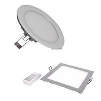Светодиодные потолочные встраиваемые LED (ЛЕД) светильники downlight
