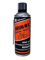 Мастило - спрей BIKE FIT для догляду за велосипедом 200мл (00113) BRUNOX
