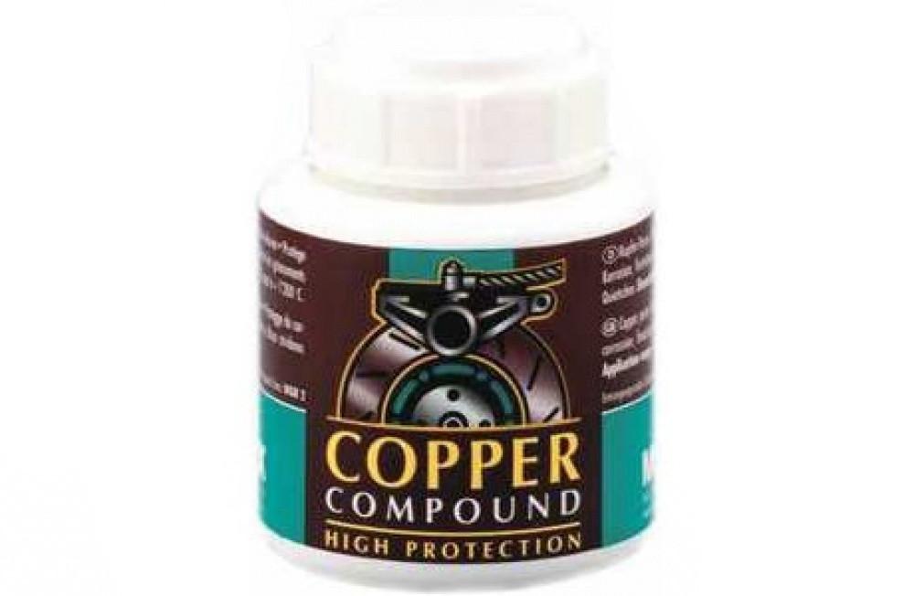 Мастило Motorex Copper Compound мідне від-40 до +1200°С 100г (89301806)