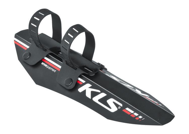 """Крило (бризговик) 26-29"""" KLS SHIELD переднє чорний (99008791)"""