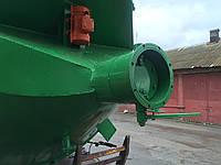 Затвор ручной для силоса цемента D.273 мм. KARMEL