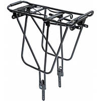 """Багажник велосипедний 24-28"""" цільнолитий регульований (NV-328) NUVO"""