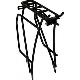 "Багажник велосипедний 26"" Standwell SW-CM001 v-brake CroMoly на 40 кг (SW-CM001-BK)"