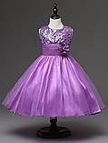 Платье праздничное, бальное детское, фото 6