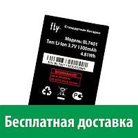 Аккумулятор (батарея) для телефона Fly IQ238 Jazz (Флай iq 238, айкью 238 джаз)
