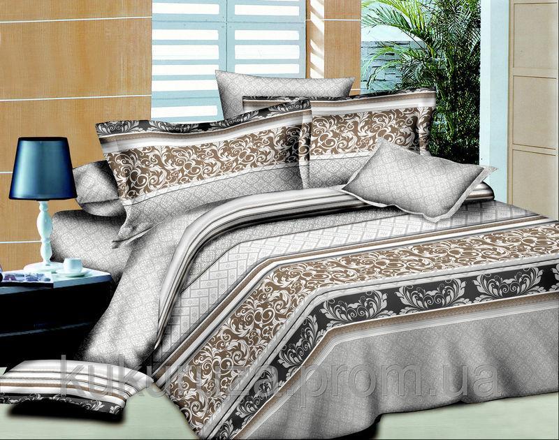 Двуспальный  комплект постельного белья Марокко