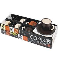 Сервиз кофейный 12 пр SNT 1458-А
