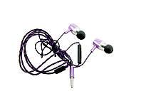 Наушники с микрофоном  -122