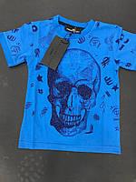 Стильная футболка для мальчика (110-164)