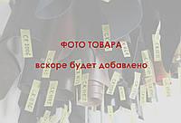 Ремень из натуральной кожи без пряжки шириной 34 мм черного цвета арт. СКУ 9014.1601