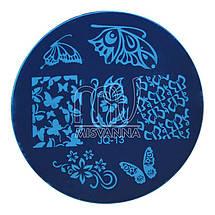 Пластина (диск) для стемпинга,JQ-13, фото 3