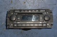 Магнитола 6-CD MP3 JeepGrand Cherokee2004-201005064363aa, P05064363aa