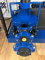 Экструдер кормов ЭГК-200 (рабочая часть с шкивами) под дв. 18,5 кВт, 380 В, 1500 об./мин.
