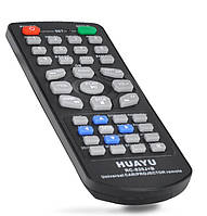 Универсальный пульт для DVD-автопроигрывателей и проекторов HUAYU RC-820J