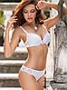 Комплект женского нижнего белья Leilieve 12134 бюстгальтер push up и трусики стринг