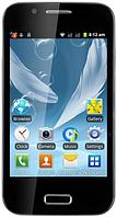 """Китайский смартфон Samsung Note 2 Mini (HTM a7100), Android 4, дисплей 4"""", Wi-Fi, 2 SIM, мультитач Черный"""
