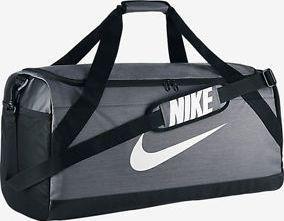 75f23d86 Спортивная сумка NIKE BRSLA L DUFF BA5333-064 серый, 55 л - SUPERSUMKA  интернет