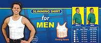 Майка Slimming Shirts for men