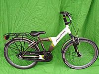 Підлітковий велосипед Alpina, колеса 24, планетарка nexus 3