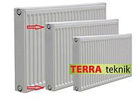Радиатор стальной Terra teknik 22тип, боковое подключение