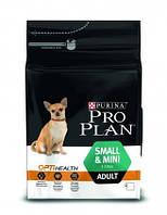 Pro Plan Small&Mini Chiken 7 кг - Корм для маленьких и карликовых пород с курицей