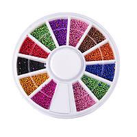 Набор разноцветных бульонок YRE
