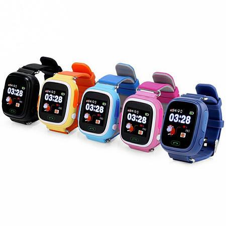 Q90 Детские GPS часы Smart baby watch
